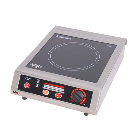 kitchen induction cooker apw wyott induction cooking saute single plate kitchen supply