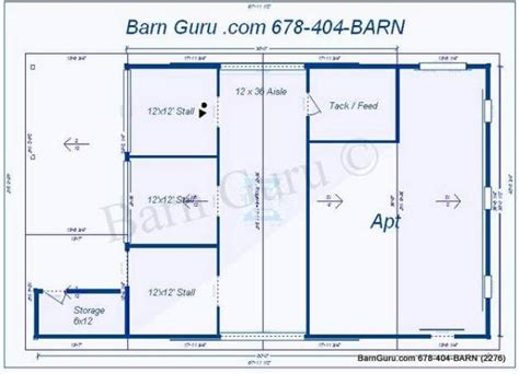 barn with apartment floor plans barn apartment plans studio design gallery best design