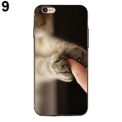 Cat Print For Iphone 4 4s 3d Print Cat Claw Phone Cover For Iphone 4 4s