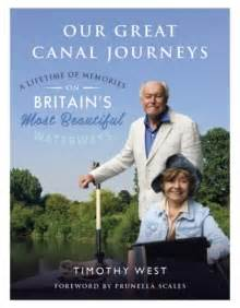 our great canal journeys a lifetime of memories on
