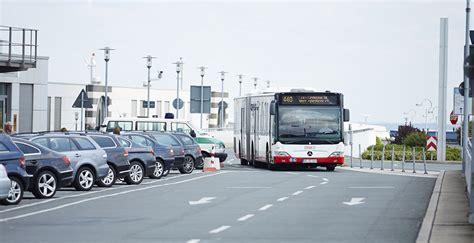 wann am flughafen sein anpassung der busfahrpl 228 ne am airport
