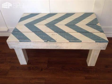 Painted Pallet Coffee Table Painted Pallet Coffee Table 1001 Pallets