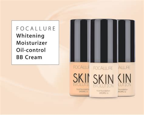 Foundation Focallure kilimall focallure foundation makeup base liquid