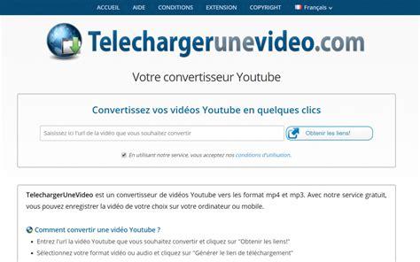telechargerunevideo convertisseur youtube vers mp  mp