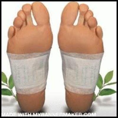 Gold Slimming Detox Foot Patch Murah by White Detox Slimming Foot Patch Harga Borong Murah Giler