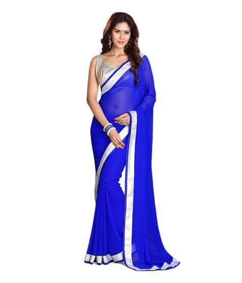 N 1 Sky Blue sky blue saree buy sky blue saree at low price