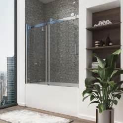shop ove decors 59 in w x 59 in h bathtub door at