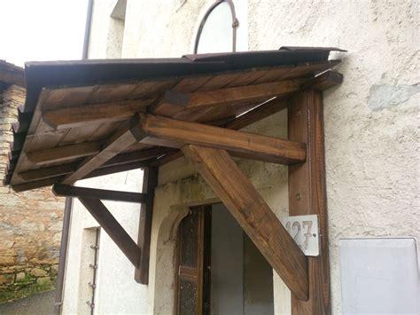 tettoia porta tettoia in legno riciclato da pallet e imballi come