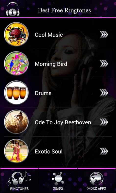 best ringtones for android best free ringtones free app android freeware