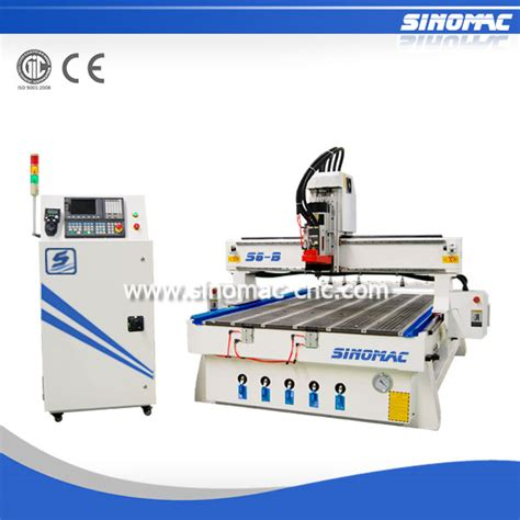 Router Acp 3d Woodworking Cnc Router S6 A 1325 Atc Acp Cutting
