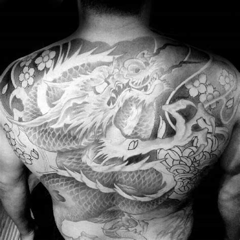 shaded dragon tattoo designs 90 japanese designs for manly ink ideas
