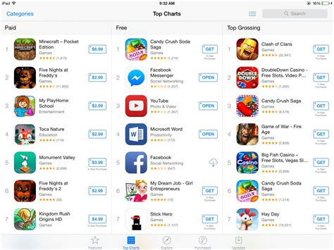 app store download free games apple changes free apps to get in app store business