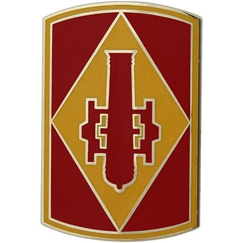 Army Rack Builder With Badges by 75th Fires Brigade Combat Service Identification Badge Usamm