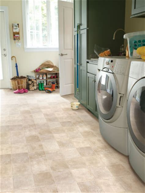 laundry mud rooms flooring idea sobella supreme guadalajara by mannington vinyl flooring