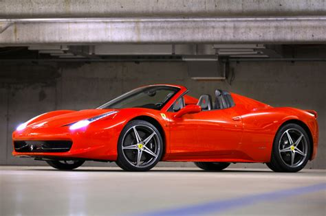 458 hardtop convertible 2012 458 italia spider review losing a top and