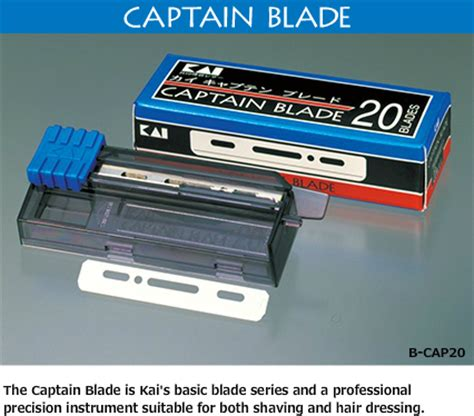 Kai Kitchen Knives captain blade professional beauty care products
