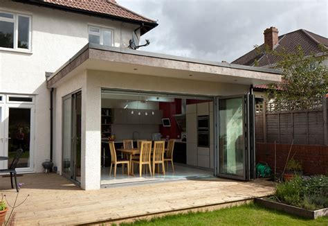 Grazebrook Architects ? Contemporary home extension and
