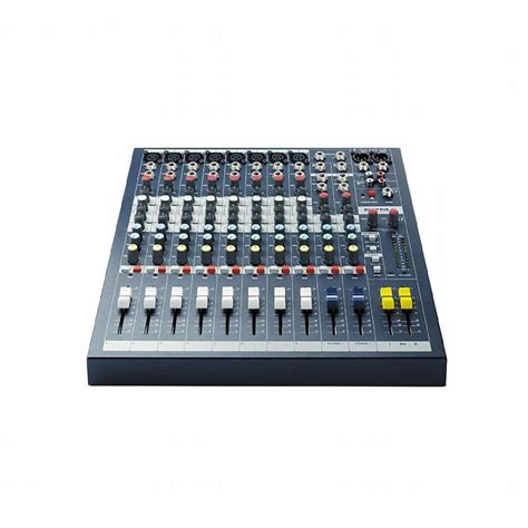 Mixer Audio 8 Channel Yamaha soundcraft epm8 compact 8 channel mixer ebay