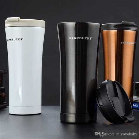 Terlaris Tumbler Starbucks Stainless Steel Termos Botol 500ml starbucks thermos cup starbucks cup stainless steel mug starbucks coffee cup coffee mug travel