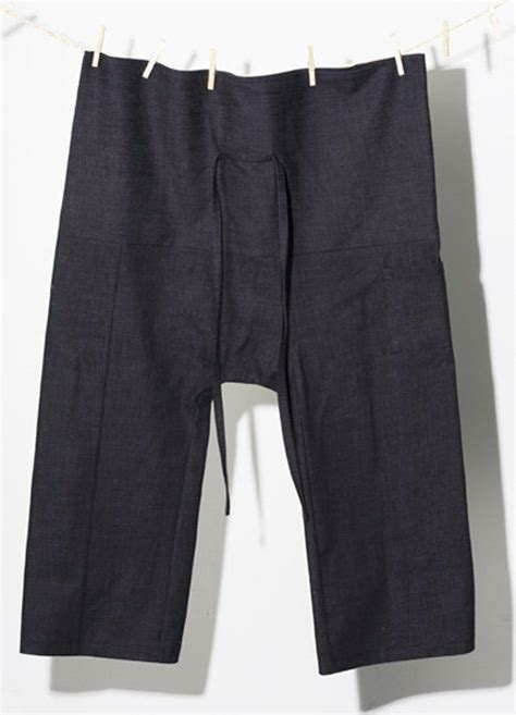 Celana Harem Motif thai fisherman s bs 003 trousers and patterns