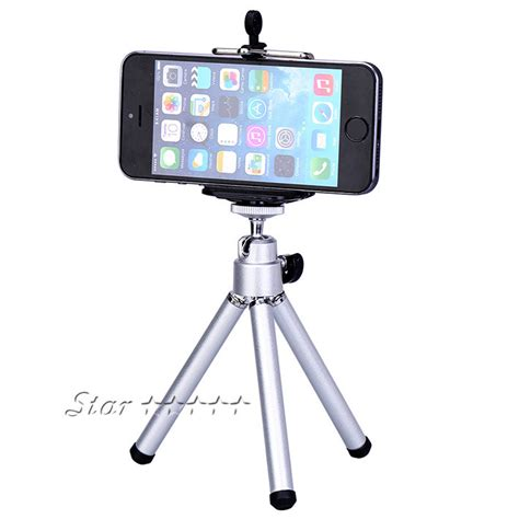 Promo Universal Mini Tripod Stand For Smartphone Np 71o B smartphone tripod mount universal holder standard phone tripod mounting device for cell phones