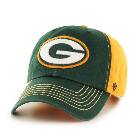 green bay packers light up hat green bay packers hats packers sideline caps custom hats