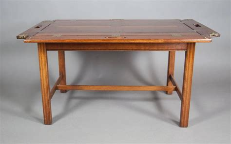 Victorian Mahogany Caign Style Butlers Tray Coffee Butlers Tray Coffee Table