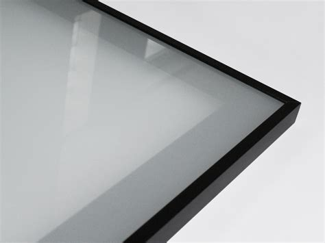 frosted satin glass inserts aluminum glass cabinet doors