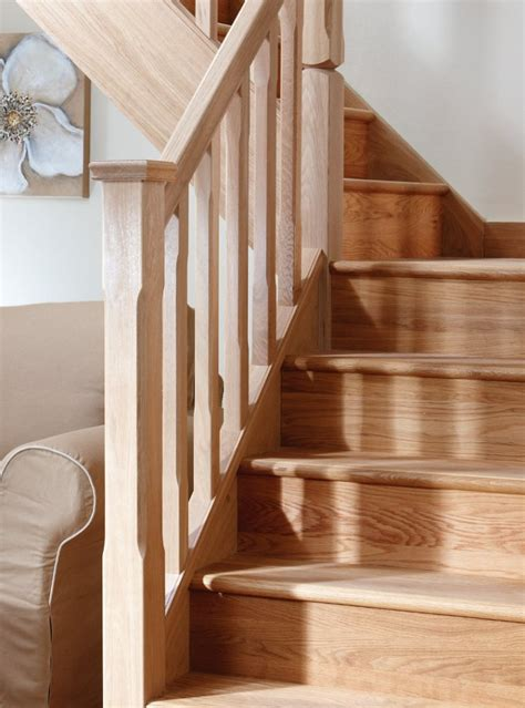 How To Paint A Stair Banister Are You Thinking About Oak Stairbox Staircases