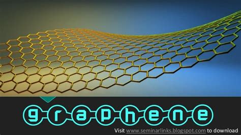 ppt templates free download nanotechnology graphene ppt