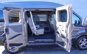 2015 ford transit conversion car interior design