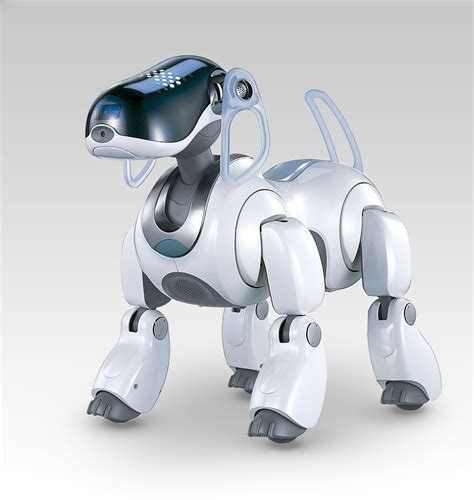 sony robot sony s next robot could be a new aibo ubergizmo