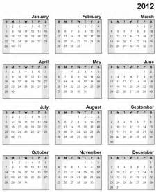 calendar template 2012 2012 calendar with holidays printable