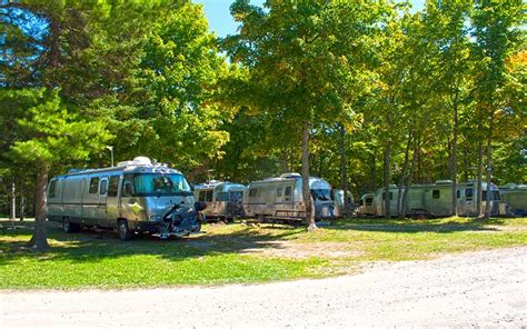 Cabins In Sault Ste Ontario by Glenview Cground Sault Ste Northern Ontario