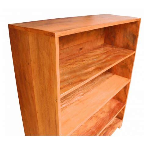 estante para livros de madeira estante para livros 4 divis 243 rias em madeira de demoli 231 227 o