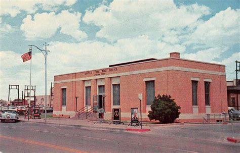 Post Office Midland Tx midland post office vintage postcard j60646 ebay