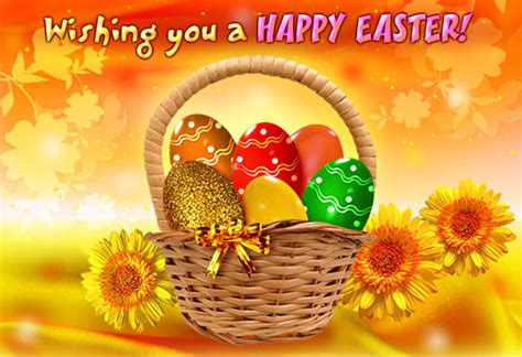 Wishing You A Happy Easter by Easter Pictures And Images