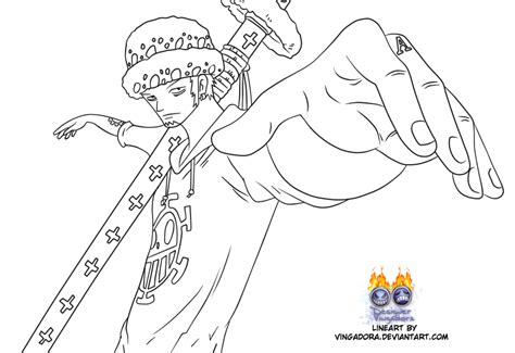 cheap haircuts beaverton one piece ace coloring pages trafalgar law lineart 2 by