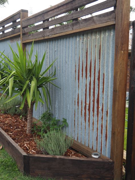 recycled hardwood timber fence  dreamed