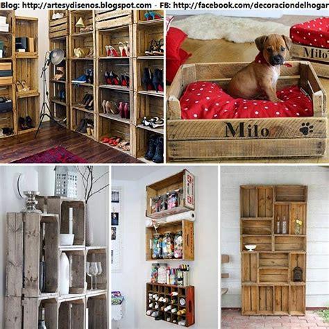 decoracion con cajas de madera ideas para decorar con cajas de madera decoraci 243 n del