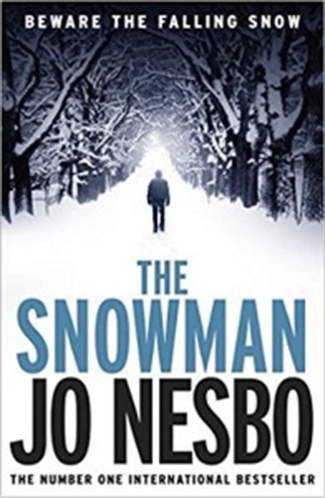 libro the snowman harry hole the snowman dal libro al film