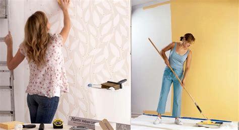 wallpaper vs paint wallpaper or paint skirting 52370694 image of home