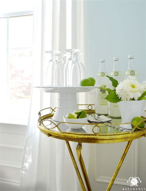 pansy breakfast on pinterest drink stations table lemonade beverage stand with gold world market tray table