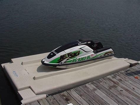 boat slip hardware doc glide n ride personal water craft floating jet ski