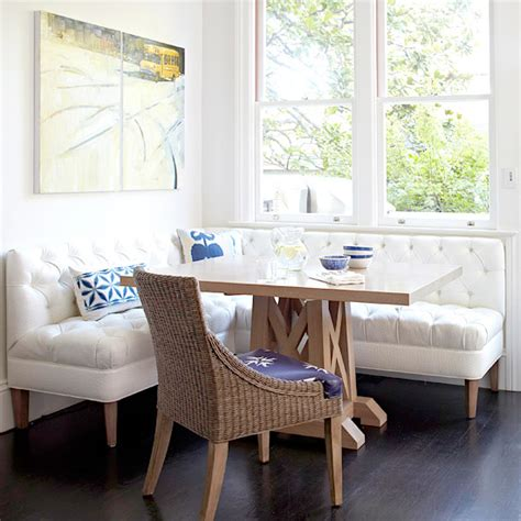 white breakfast nook breakfast nook table breakfast nook ideas kitchen white