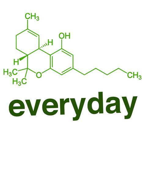 thc molecule tattoo science thc molecule yes we cannabis