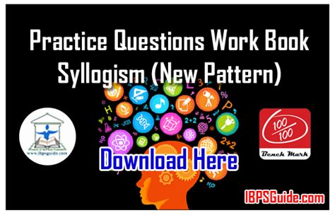 pattern based questions in c list of 50 practice questions work book on syllogism
