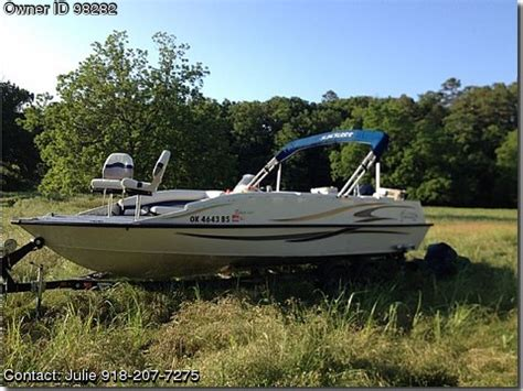 deck boats for sale oklahoma quot deck quot boat listings in ok