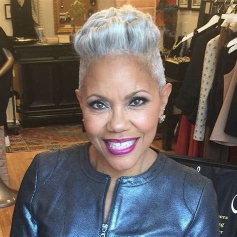 hair color black women over 50 hairstyles for black women over 50 fave hairstyles of hair color for black women over 50