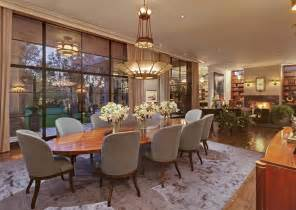 Mansion Dining Room Jeremy Renner S Mansion Is 25 Million